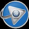 3D Video Converter Pro (AppStore Link)