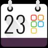 Calinsight - Menu Bar Calendar (AppStore Link)
