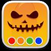 Libro de colorear - Halloween (AppStore Link)
