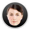 Perfect Face - Pimple, Mole and Blemish Remover (AppStore Link)