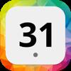 EzyCal - Calendario y tiempo (AppStore Link)