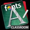 macFonts Classroom (AppStore Link)