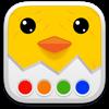 Libro de colorear - Pascua (AppStore Link)