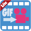 GIF To Video Maker Lite (AppStore Link)