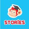 Monkey Stories: books & games (AppStore Link)