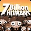 7 Billion Humans (AppStore Link)