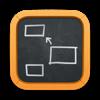 Scapple (AppStore Link)