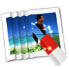 Intelligent Scissors - Remove Unwanted Object from Photo and Resize Image (AppStore Link)