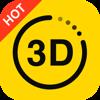 Convertidor 3D - Video 2D a 3D (AppStore Link)