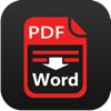 PDF to Word Converter-with OCR (AppStore Link)
