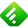 feedly. Read more, know more. (AppStore Link)