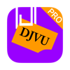 DjVu Reader Pro (AppStore Link)