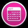 MonthlyCal (AppStore Link)