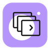 Slideshow Maker Movavi (AppStore Link)