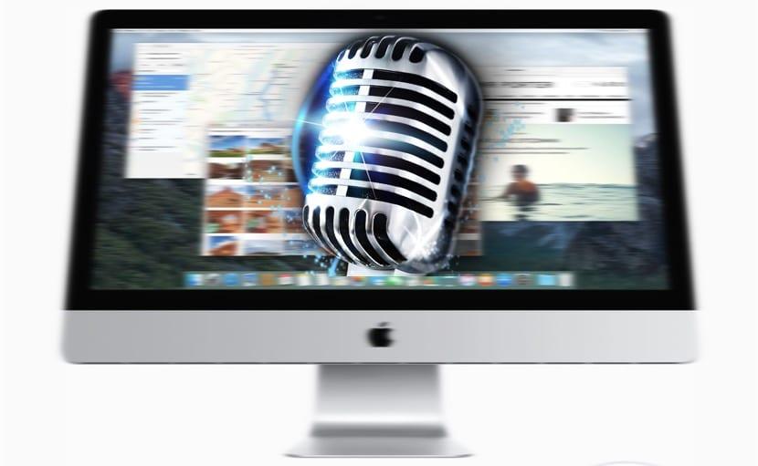 Grabar audio en Mac