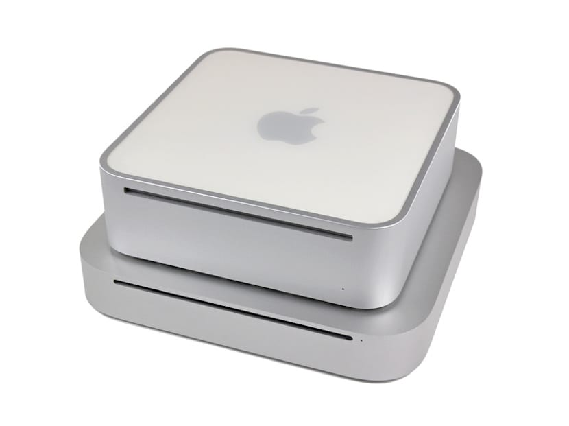 Mac Mini antiguo