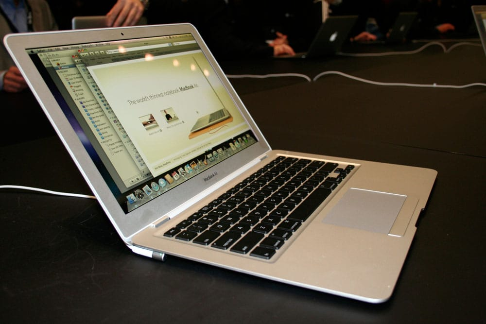 Macbook Air y el problema de la bateria