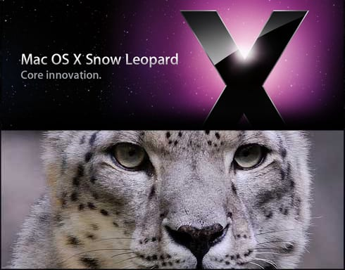 Mac OS X: Snow Leopard