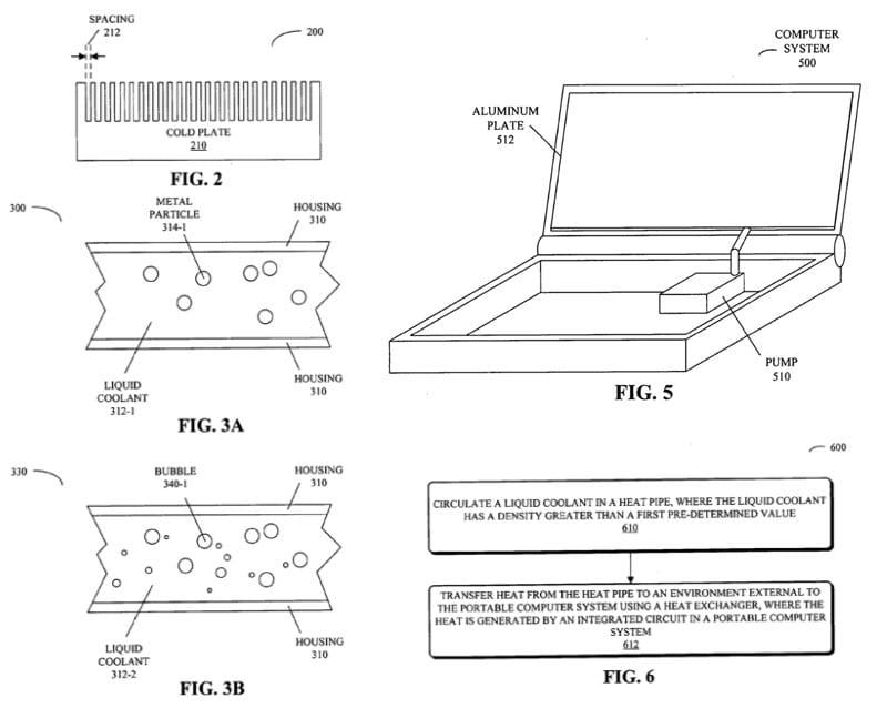 Apple cambiará el sistema de enfriamiento de sus notebooks