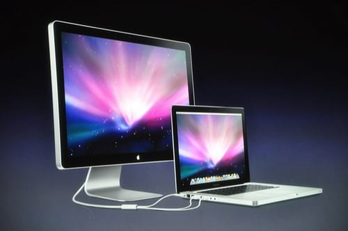 Apple LED Cinema Display de 24 pulgadas