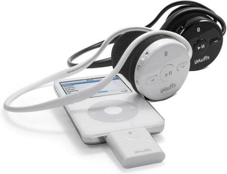 iMuffs, auriculares para iPod