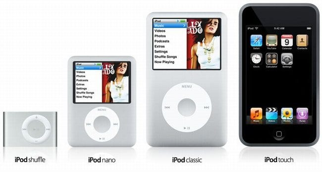 iPods