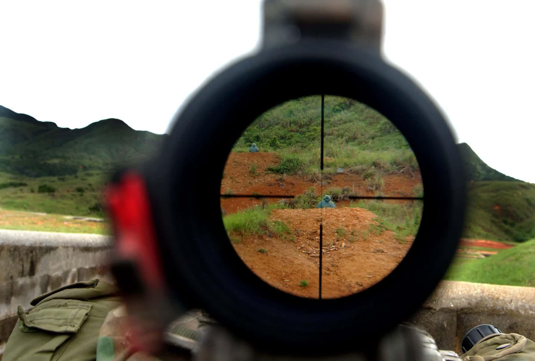 Apple saca aplicación para francotiradores