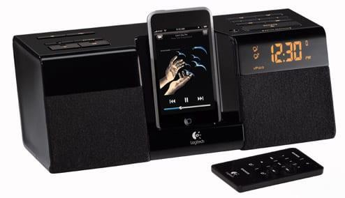 Altavoces Logitech para iPod