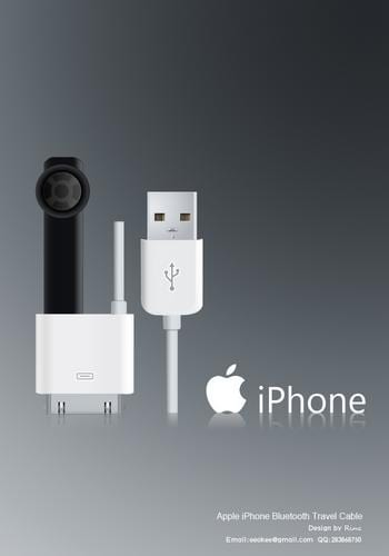 Auricular bluetooth para iPhone