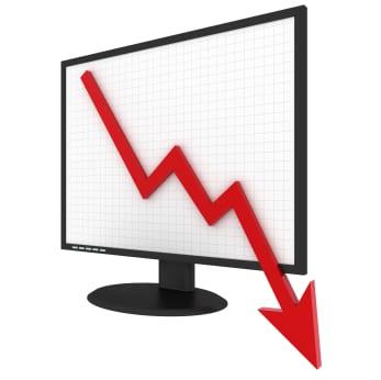 Baja en ventas Apple febrero