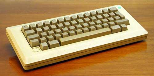 Evolución teclados Apple