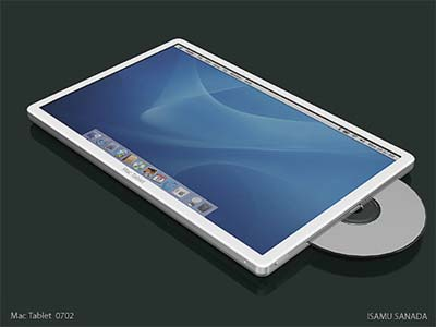 Apple Tablet Mac