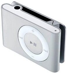 iPod Shuffle 2G problemas