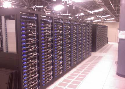 Granja de servidores Apple