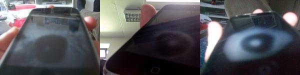 Daños en la capa oleofóbica del iPhone 3GS