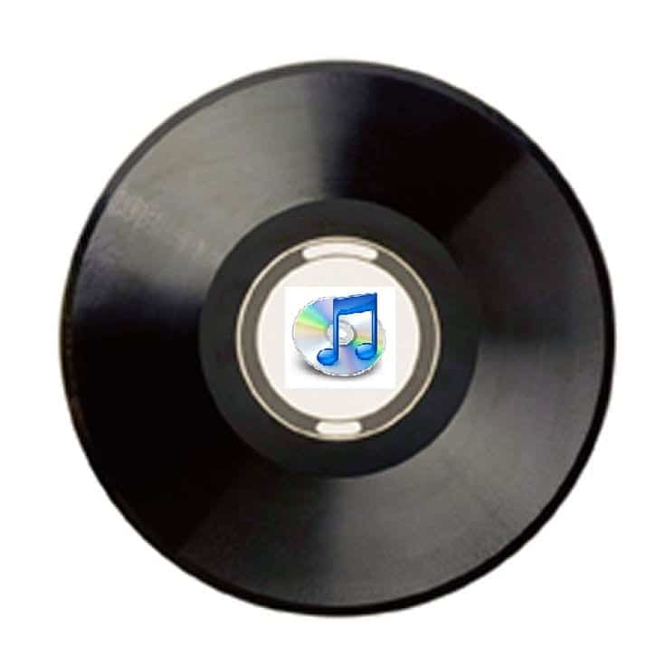 iTunes, servicio venta de discos de vinilo