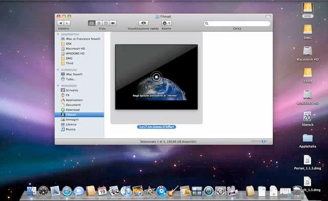 Mejoras Mac OS X Snow Leopard