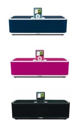 Sistemas de sonido con Dock para iPod