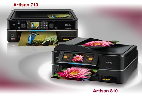 Impresora para iPhone y iPod Touch Epson Artisan