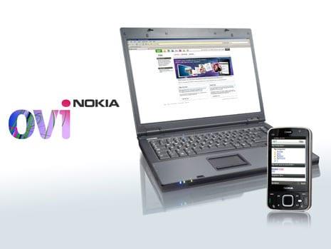 Aplicación Nokia Ovi Files