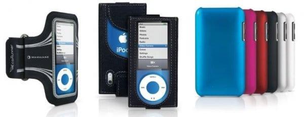 Nuevas fundas Marware para iPod nano y iPod Touch