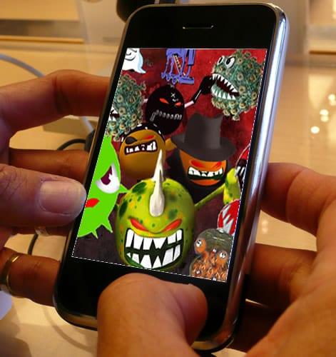 Virus iPhone jailbreak
