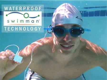 iPod SwimMan resistente al agua