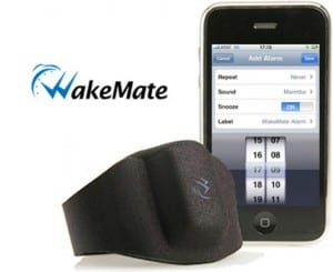 WakeMate, accesorio para iPhone