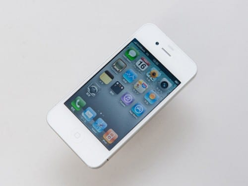white2 e1278525822879 Unboxing del iPhone 4 blanco