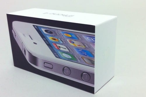 whitebox e1278525794488 Unboxing del iPhone 4 blanco