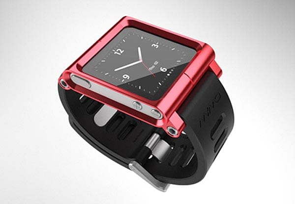 Tiktok and lunatik ipod nano 6g watch bands 1