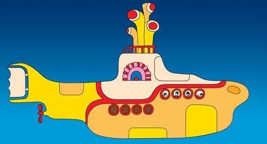 Yellow Submarine Yellow-submarine