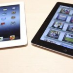 nuevo iPad muestra durante evento Apple San Francisco California marzo 2012 150x150 El iPad consume 1,36 euros de luz al año