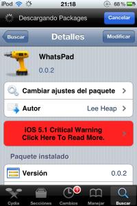 IMG 0214 200x300 Descarga, instala y usa Whatsapp en tu iPod Touch